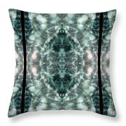 Waters Of Humility Throw Pillow