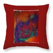Waters Of Life Throw Pillow