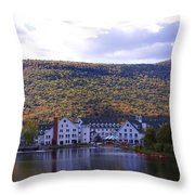 Waterville Valley 2 Throw Pillow