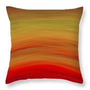 Wave-07 Throw Pillow