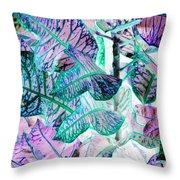 Waves Of Wonder Throw Pillow