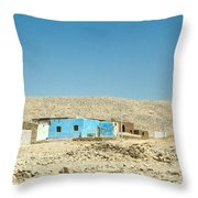 Way Back Home.. Throw Pillow