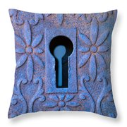 Way In Throw Pillow