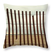 Way To Get In Throw Pillow