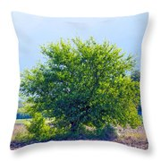 We Are Light Throw Pillow