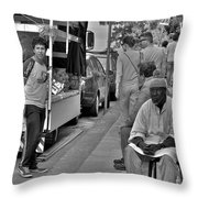 We Are On Sale Throw Pillow
