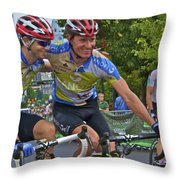 We Are The Winners Throw Pillow