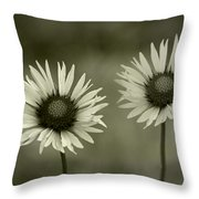 We Are Two Of A Kind Throw Pillow