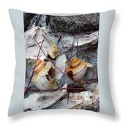 We Called It Snowmaggedon Throw Pillow
