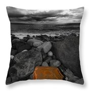 We Fueled The Storm Throw Pillow