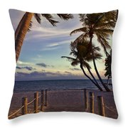 We Had It All Just Like Bogie And Bacall Throw Pillow