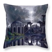 We Lost Our Empire A Long Time Ago Throw Pillow