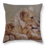We Three Will Be Kings... Throw Pillow