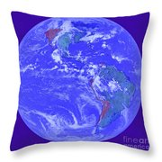 Weather By Jrr Throw Pillow