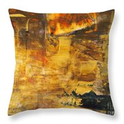 Weather World 2 Throw Pillow