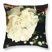 Wedding Belle Throw Pillow