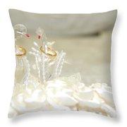 Wedding Day Throw Pillow