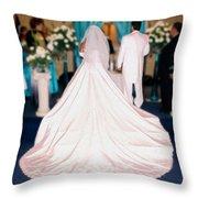Wedding Dolores Throw Pillow