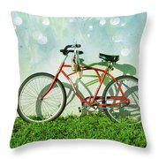 Weekender Special Throw Pillow
