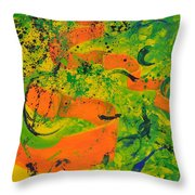 Weighted Motion Throw Pillow