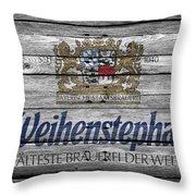Weihenstephan Throw Pillow