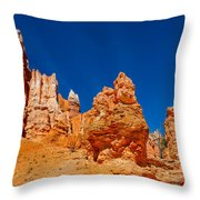 Weird And Wonderful Throw Pillow