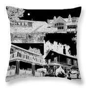Welcome Home 11 Throw Pillow