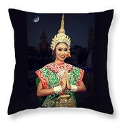 Welcome Thailand Throw Pillow