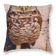 Welcome To My Planet Throw Pillow