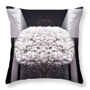 Welcome Tree Infrared Throw Pillow