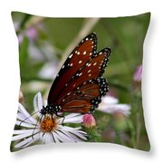 Welcomed Guest Throw Pillow