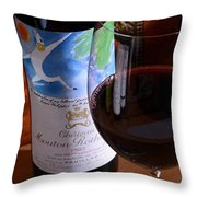 Well Remembered  Throw Pillow