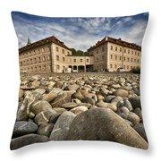 Weltenberg Abbey Throw Pillow