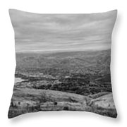 Wenatchee Valley Throw Pillow
