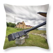 Wentworth Anchor Throw Pillow