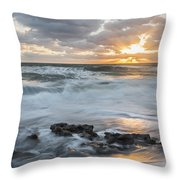 We're All Throw Pillow by Jon Glaser