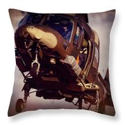 Were To Land Throw Pillow