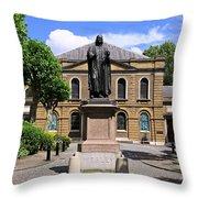 Wesley's Chapel Throw Pillow