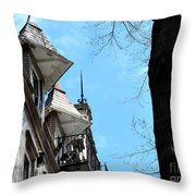 West Chester Pa 7 Throw Pillow