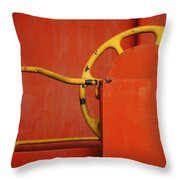 West Feliciano Throw Pillow