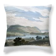 West Point, 1780 Throw Pillow