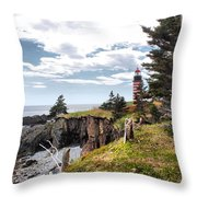 West Quoddy 4037 Throw Pillow