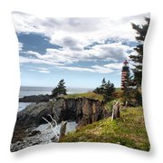 West Quoddy 4038 Throw Pillow