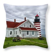 West Quoddy 4216 Throw Pillow