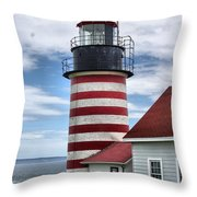 West Quoddy 4226 Throw Pillow