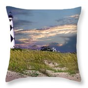 Western Front Cape Lookout Throw Pillow