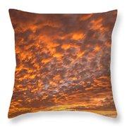 Western Sky - 1 Throw Pillow