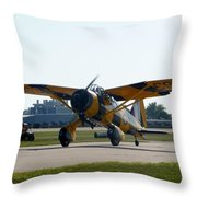 Westland Lysander Throw Pillow