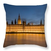 Westminster Twilight II Throw Pillow