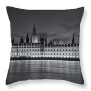 Westminster Twilight Iv Throw Pillow